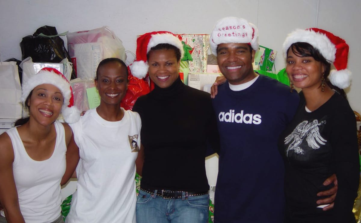 AIDS Services of Dallas Holiday Helpers